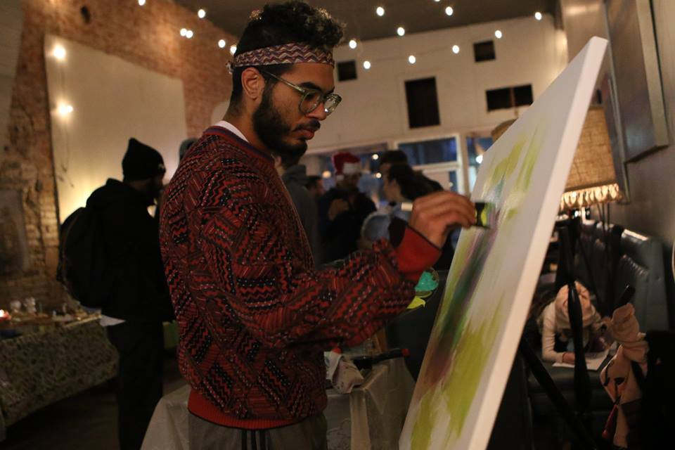 Artist co-op launching in Anderson