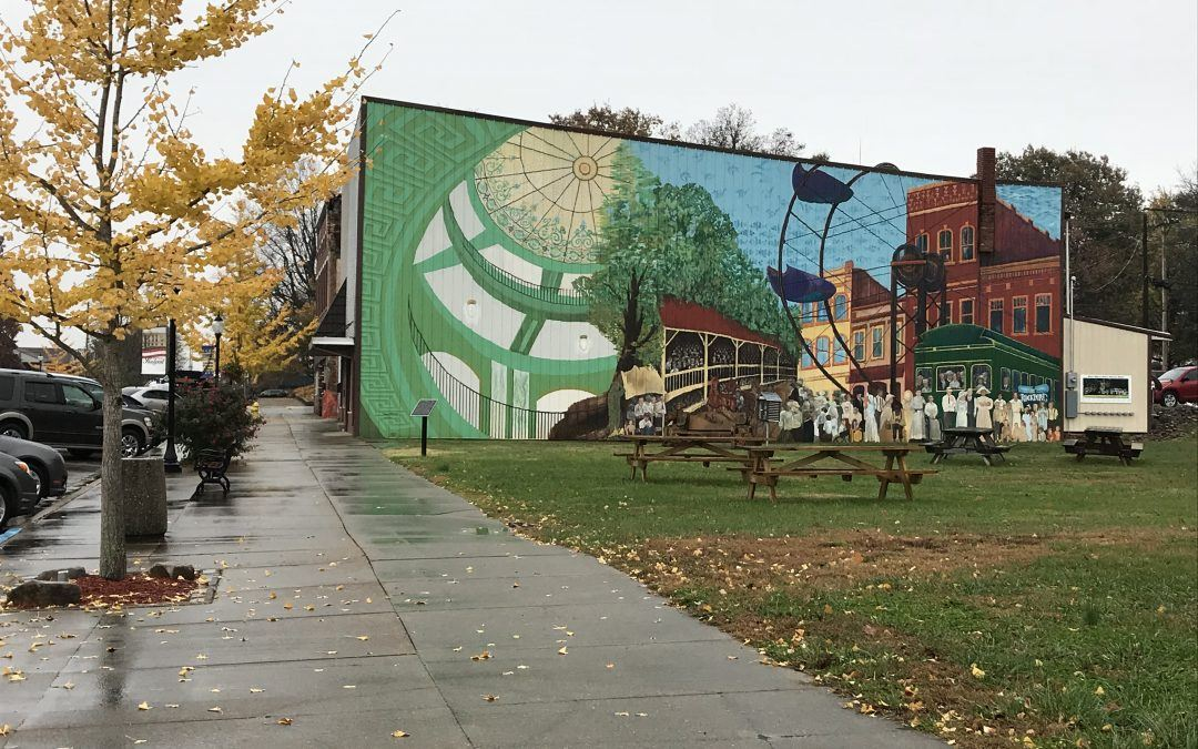 Rockport revitalizing downtown with art