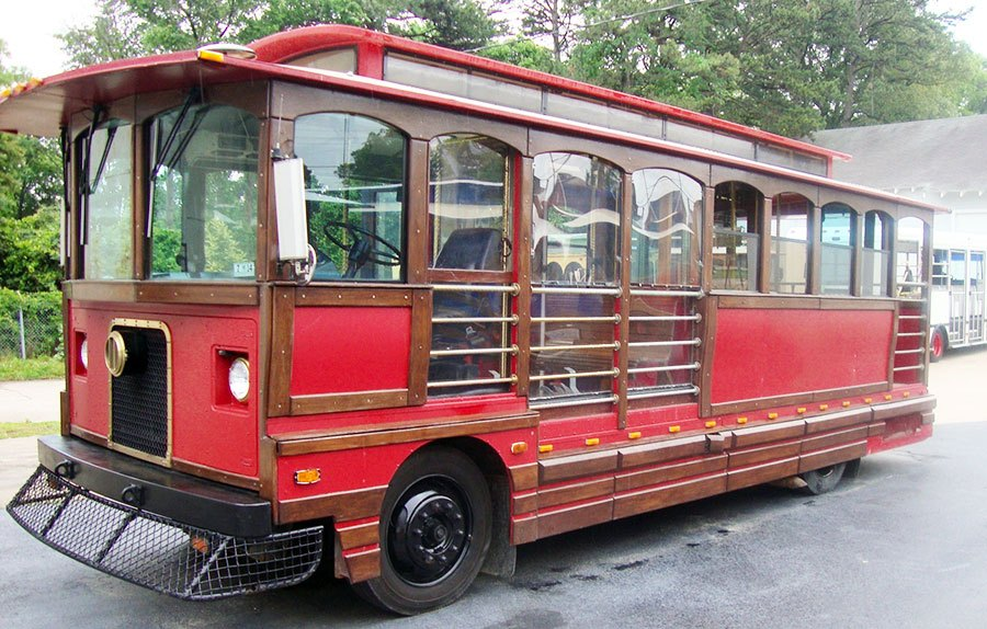 Trolley transportation coming to Evansville