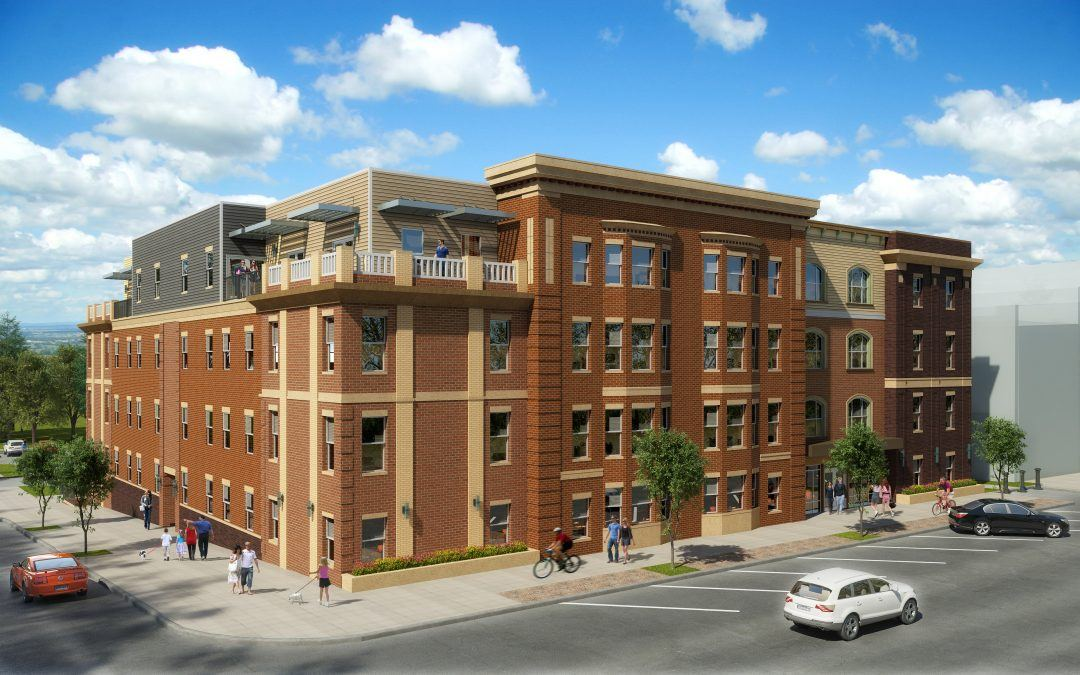 Frankfort transforming downtown with new housing, park