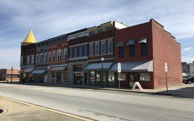 Historic Downtown Orleans receiving makeover