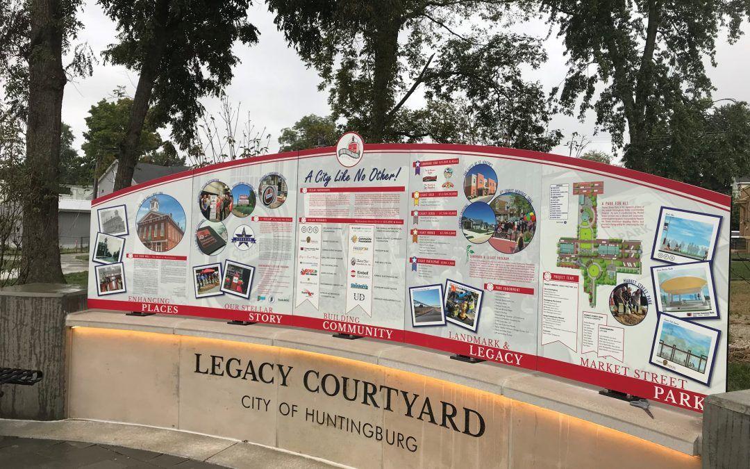 Huntingburg welcomes Market Street Park