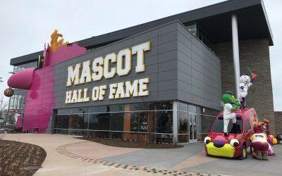 Mascots add to Whiting's signature fun