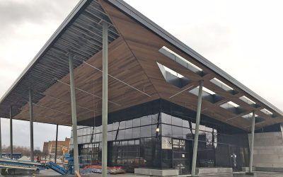 Fort Wayne revitalizing its riverfront