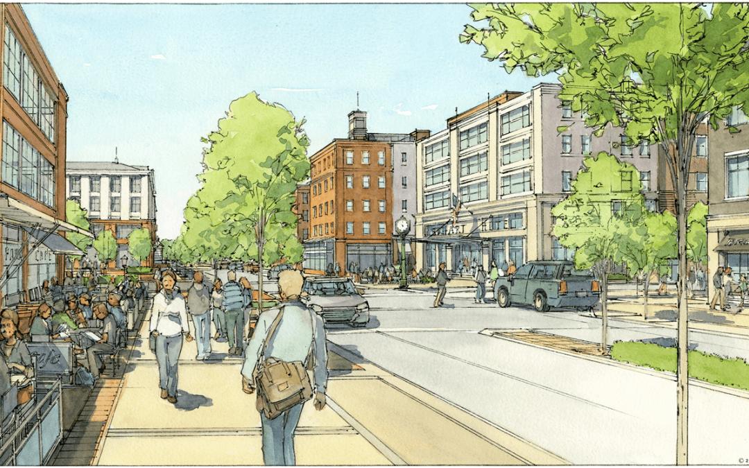 Elkhart revitalizing its riverfront