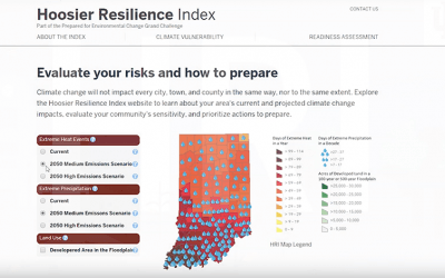 Hoosier Resilience Index provides localized data for every community in the state