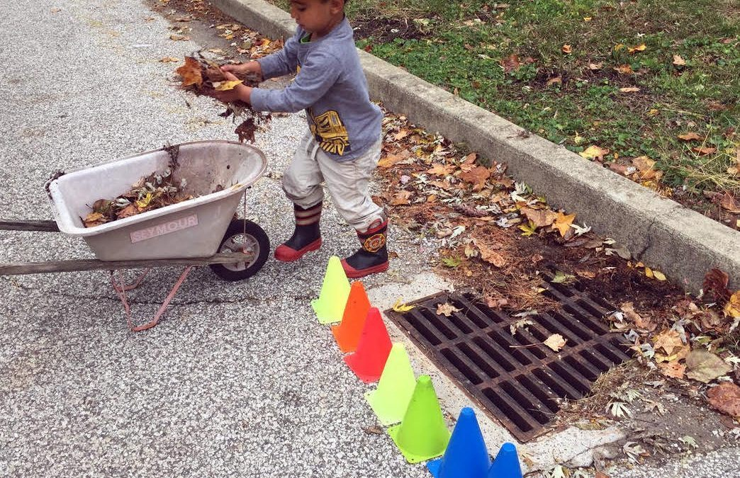City of Bloomington Invites Residents to Adopt-a-Drain