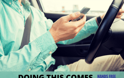Hands-Free Driving Law