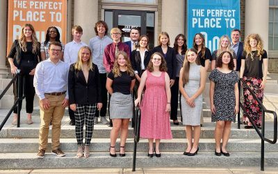 Valpo Swears In Mayor's Youth Council